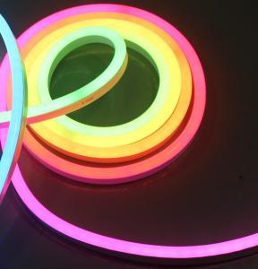 Buy cheap led pixel flex neon light dynamic digital neonflex rope 24v DMX controller from wholesalers