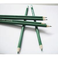 Quality Cheap standard size cartoon round HB wooden pencil with rubber for kids for sale
