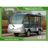 Buy 8 Passenger Electric Sightseeing Car Charging Time 8-10 Hours F/R Track 1210 / at wholesale prices