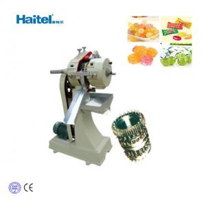 Quality Small Fruit Hard Candy Making Forming Molding Machine 150kg/h for sale