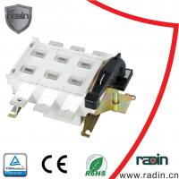 Quality Three Poles Isolator Load Break Switch Electric Insulation With Handle Installed for sale
