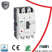 Quality Compact Adjustable MCCB DC 1000V Short Circuit Current 5 Frame Sizes Industrial for sale