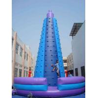 Best Outdoor Inflatable Rock Climbing Wall wholesale