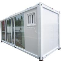 Buy Prefab Modular Moveable Container House Container Office 20ft 40ft at wholesale prices