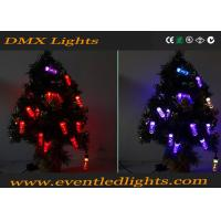 China Red 12V 100 Led Rope Lights Holiday Decoration Battery Operated on sale
