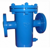 Quality Cast Iron Stainless Steel PN10  PN25 EN1092 2 Flanged Y Strainer for sale
