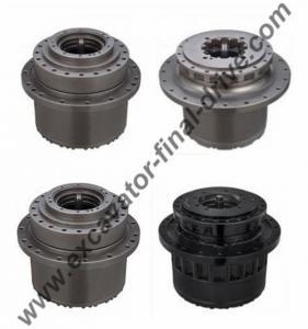 Quality TZ684B0000-03 20Y-27-D2000 20Y-27-00102 PC220-6 final drive, Komatsu 220-6 travel motor, PC220-6 travel gearbox for sale