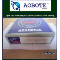 Quality Long Life NSK NN3026M Cylindrical Roller Bearings With Single Row for sale