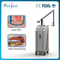 China Professional Laser Equipment CO2 Fractional Skin Resurfacing / Wrinkles Removal on sale