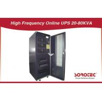 China 20 - 80 KVA Three - phase 4 line Uninterrupted Power Supply, High Frequency online UPS on sale