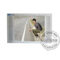 Quality Super Slim 12.1 inch Wall Mount LCD Display , lCD Wall Panel for sale