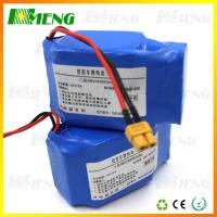 Quality Self Balancing Electric Scooter Battery 36V 4400Mah 10S2P Rechargeable for sale