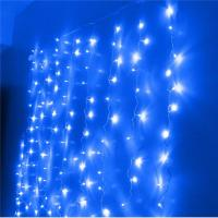 China hot sale 240v fairy led christmas lights curtain for outdoor on sale