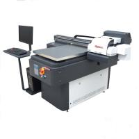China Good price digital Flatbed uv ink tshirt printer From UV led printer manufacturers on sale