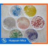Quality Golden Mica Flakes for sale