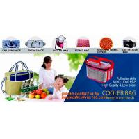 Quality Top Quality Customized Insulated Lunch Cooler bag,Promotion Portable Wine Cooler Bag,Canvas High for sale