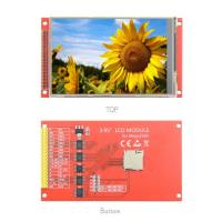 Quality 4.0 inch 320x480 Arduino Mega2560 TFT LCD Module Display Screen 8Bit or 16Bit parallel interface with Touch Panel for sale