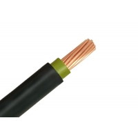 Quality 0.6/1kV 2.5sqmm Single Core Pvc Insulated Cable Low Voltage for sale