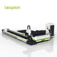 Quality LF-3015ST metal laser cutting machine for iron copper metal sheet tube fiber laser  cutter for sale