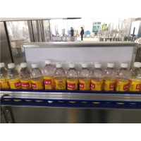 Quality Pineapple Juice Rotary Filling Capping Automatic Bottling Machine Plc Based for sale