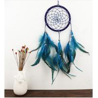 Quality wholesale indian dream catcher supplies trency christmas wall hanging gifts for sale