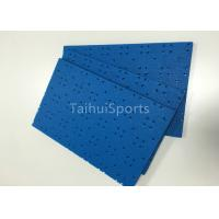 Quality Flame Retardant Lawn Pad Artificial Turf Underlay Lightweight Good Elasticity for sale
