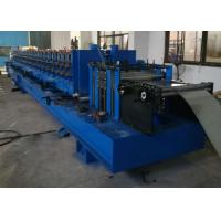 China 7.5KW Power Racking Shelf Box Forming Machine with Electronic Control on sale