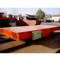 Quality Battery Powered Rail Mounted 50 Ton Electric Transfer Cart for sale