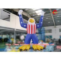 Best Advertising Custom Hot Movie Cartoon Sasquatch Inflatable Characters wholesale