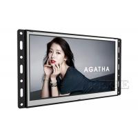 Best Plastic Open Frame Touch Screen Monitor LCD Digital Signage Display 8Ms Response Time wholesale