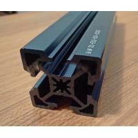 Quality Laser engraving on anodized aluminum, Super high precision blue anodized extruded aluminum profile for sale