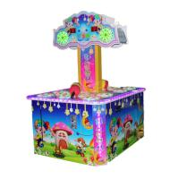 Quality SGS Redemption Arcade Machines Kids Frog Hammer Game for sale