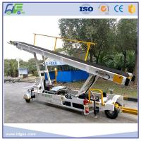 Quality Stable Airplane Conveyor Belt Ground Support Equipment Working Pressure16 Mpa for sale
