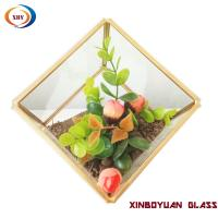 China Hot sales low price Geometric plant terrarium for Garden home decoration on sale