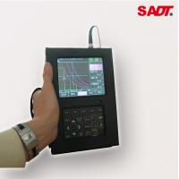 Quality PC Digital Ultrasonic Flaw Detector Automated Display With Big Memory for sale
