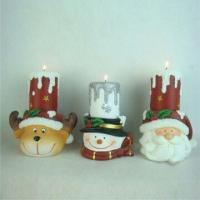 Best Ceramic/Porcelain Candle Holder in Deer Pattern, Available in EU Standard wholesale