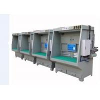 Quality Grinding Downdraft Table Blast Room Dust Collector / Polishing Fume Extraction Unit for sale