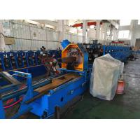 Quality 2.5mm Thick Heavy Duty Rack Roll Forming Machine With Gear Box Transmission for sale