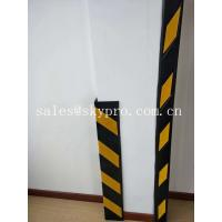 China Long Type Outside Protect Car Parking Recycled Rubber Wall Corner Guard on sale