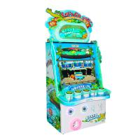 Quality Amusement Hitting Lottery Arcade Game Machine for sale