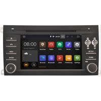 Buy cheap 16GB ROM Porsche Cayenne DVD Player Audio Gps Stereo In Dash 2003 - 2010 from wholesalers