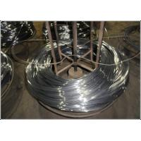 China Smooth Surface SWRH77B Carbon Steel Mild Steel Wire Rod Coil High Tensile Strength on sale
