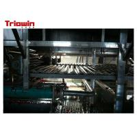 Quality 220V/380V Tomato Paste Processing Line With Fruit Washing And Sorting Equipment for sale