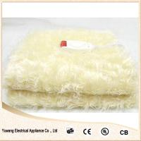 Quality China High-Grade100% Cashmere Electric Blanket for sale