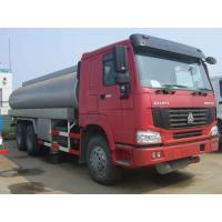 China 10 Wheels Fuel Delivery Heavy Duty Truck With 20 Cubic Meters CCC Certification on sale
