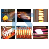 Quality IGBT Steel Bar 23KHZ 160kw Induction Heating Machine for sale