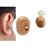Quality In The Ear Wireless Hearing Amplifier Volume Tone Adjustable 500Hz-4500 Hz for sale
