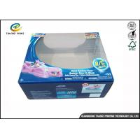 Quality Recyclable Coated Paper Box With Offset ,Flexo Printing SGS FSC REACH for sale