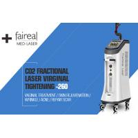 Buy CO2 Fractional Laser Acne Scar Removal Machine , Wrinkle Removal at wholesale prices