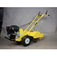 Quality 196cc 6.5HP Garden Gasoline Tiller Cultivator With Chinese Diesel Engine for sale
